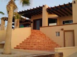 Beautiful Private  Beachfront Home in Las Conchas, Puerto Penasco