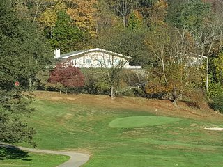 Convenience and Beauty with Golf Course and Lake Junaluska, Mid Century Modern