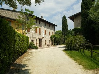 Amazing Historical Country House, Pozzolengo