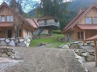 villaggio nomplan, Arta Terme