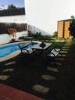 Jardín privado.... Para relax