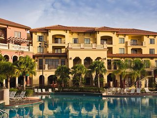 2BR Deluxe Wyndham Bonnet Creek Resort (Orlando) on Disney Property, Celebration