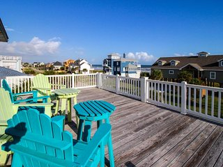 Dog-friendly oceanview home w/ plenty of room & easy access to fun attractions!