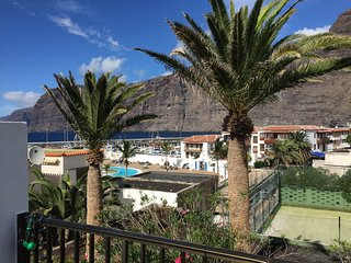 Apartment in Los Gigantes + great views + wifi