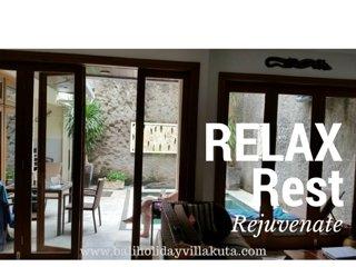 KUTA- VILLA TAWA - Large Kuta Royal Villa - Bali