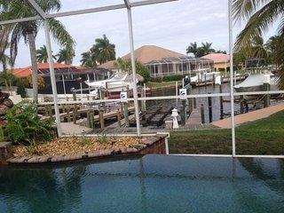 SW Cape Coral Gulf Access Home - Cape Harbour