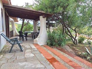 1º Appartamento in villa sul mare 'La Marinedda'