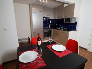 ZH Blueberry l - Oerlikon HITrental Apartment Zurich