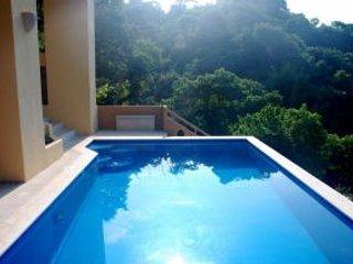 Upper Terrace Ocean and Jungle view La manzanilla Jalisco's Casa Del Viento