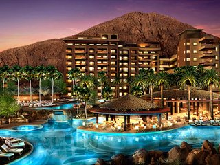 Grand Solmar Cabos, Mexico 1 bedroom luxury resort  , January  28 - Feb 4, 2017, Cabo San Lucas