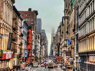 Hip Updated Apt near Soho, 15min to Times Square, Sleeps 4! Valentines Day in NY