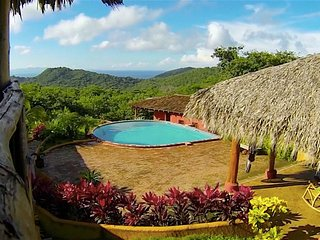 Casa Roja - Private Villa - Monkeys, Pool, Views!, San Juan del Sur