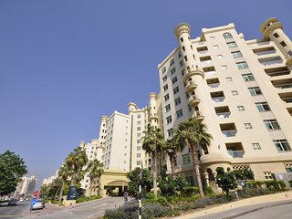 2 Bed Apartment - The Palm Free Access RIVA Club - Al Nabat