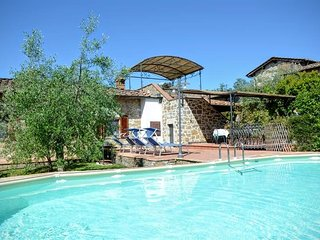 3 bedroom Villa in Radda in Chianti, Chianti, Tuscany, Italy : ref 2383119