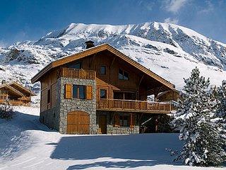 Chalet Séquoia, L'Alpe d'Huez