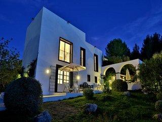 6 bedroom Villa in San Rafael, Islas Baleares, Ibiza : ref 2240116