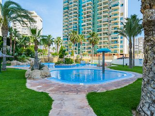 ConfortAparment in Benidorm English, Russian