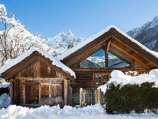 Mazot Uno - Sleeps 2-5  Alpine chalet, Chamonix