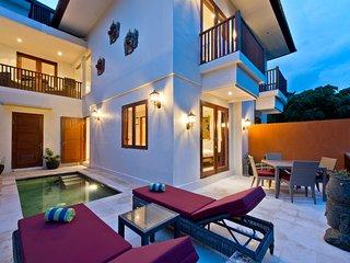 Tranquil Indah Villa2, 2Br
