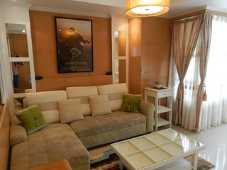 Studio Suite with front sea view for 3 persons