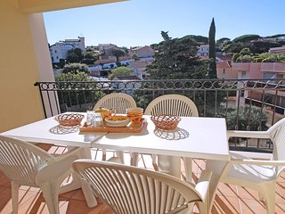 Appt T4 -6pers -Ste Maxime -Piscine residence -Clim