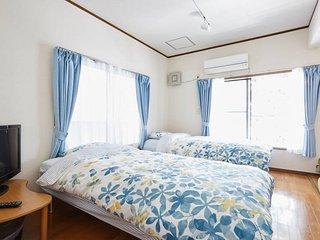3BR HOUSE! JR NIPPORI STN.-5MINS. AIRPORT DIRECT. LIVE LIKE LOCALS! JR PASS OK., Arakawa