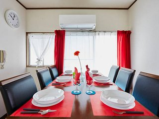 3BR FAMILY HOUSE★JR NIPPORI 5mins★GREAT LOCATION★ AIRPORT DIRECT!