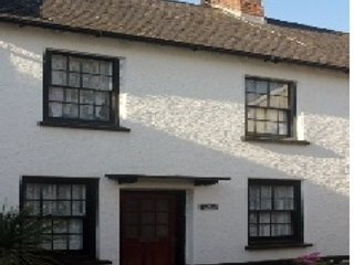 Pebbles, 3 bedroom cottage in Lympstone