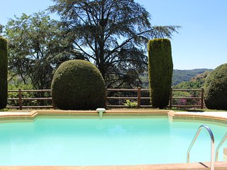 Le Petit Castelet - fantastic house IN Domme with private pool and lovely garden