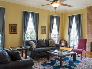 Large & Spacious Apartment on Magazine Street, Nueva Orleans