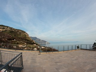 Amazing Villa between Sorrento and Amalfi