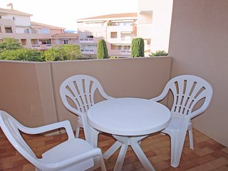 2 pieces - Centre ville - 4/6 personnes - Sainte-Maxime