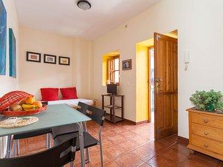 Apartamento en una casa andaluza en Sevilla