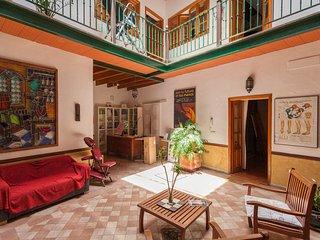 Apartamento en casa típica, centro Sevilla
