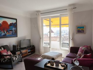 Imperator 1 Bedroom Cannes Apartment with a Terrace