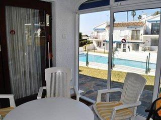 Modern poolfront apartment - Wifi - Close to beach - International Tv, La Cala de Mijas