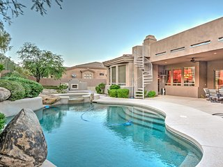 Lavish 4BR Fountain Hills House w/Private Pool!
