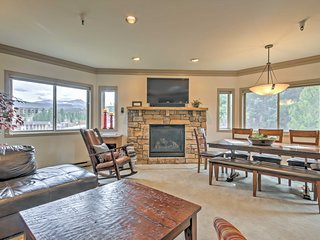 NEW! 3BR Ski-In/Ski-Out Breck Condo in The Village