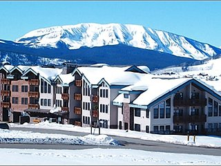 Easy Access to Area Restaurants - Custom Log and Tile Finishes (1087), Crested Butte