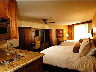 Spacious Suite Unit with Courtyard Views - Great for Couples' Vacations (1109), Crested Butte