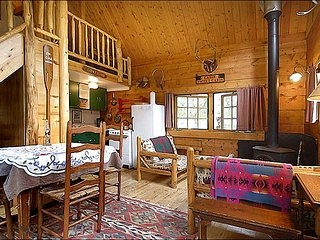 Doubletop Cabin - Cozy Yet Spacious Retreat (1173), Crested Butte