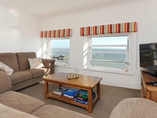 Viking View, best views in Broadstairs, luxury 2 bed apartment