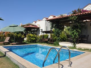 APOLLONIUM BEACH RESORT 3 BEDROOM VILLA WITH POOL