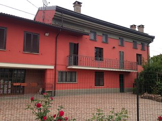 B&B Cascina dei Gelsi - Camera 1, Sale
