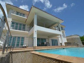 Spectacular Mansion at Rio Mar Beach Resort, Luquillo
