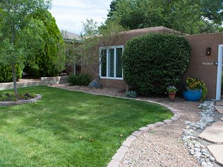 Private and Serene in the City, Albuquerque