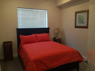 Clean , quiet, private , brand new  2bd/2bath apt