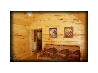 Vacation Rentals Camp Jackson Retreat at North of Blanding