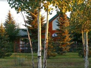 Vacation Rentals Mt. Peale Cabin #2, La Sal