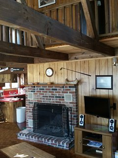Rustic relaxation with all the modern conveniences